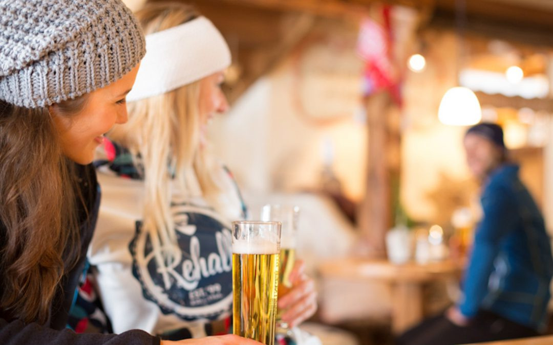 Après-ski from dusk to dawn: this is how we party in Saalbach Hinterglemm!