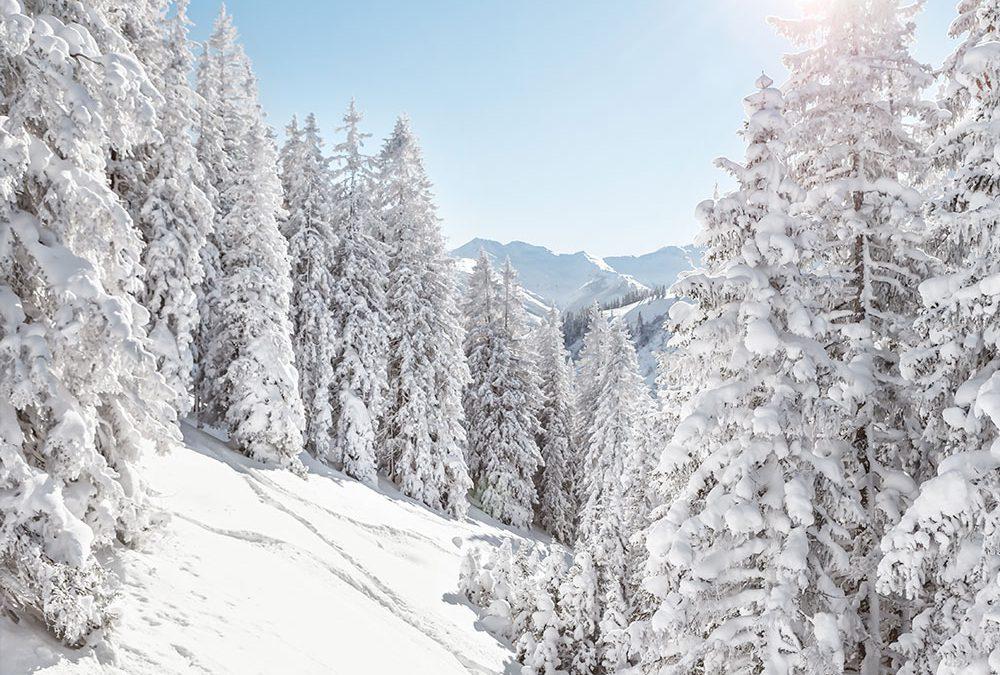 Saalbach Hinterglemm zu Weihnachten und Neujahr