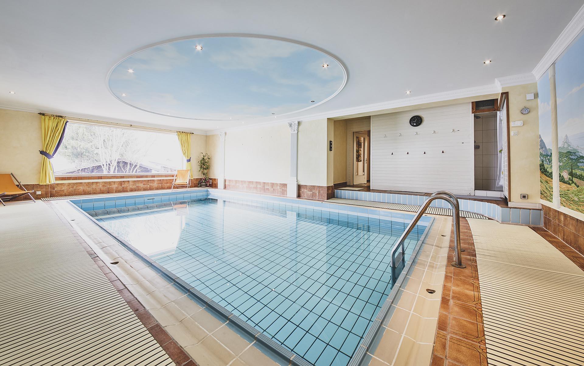 Appartementhaus Widenius in Hinterglemm mit Pool