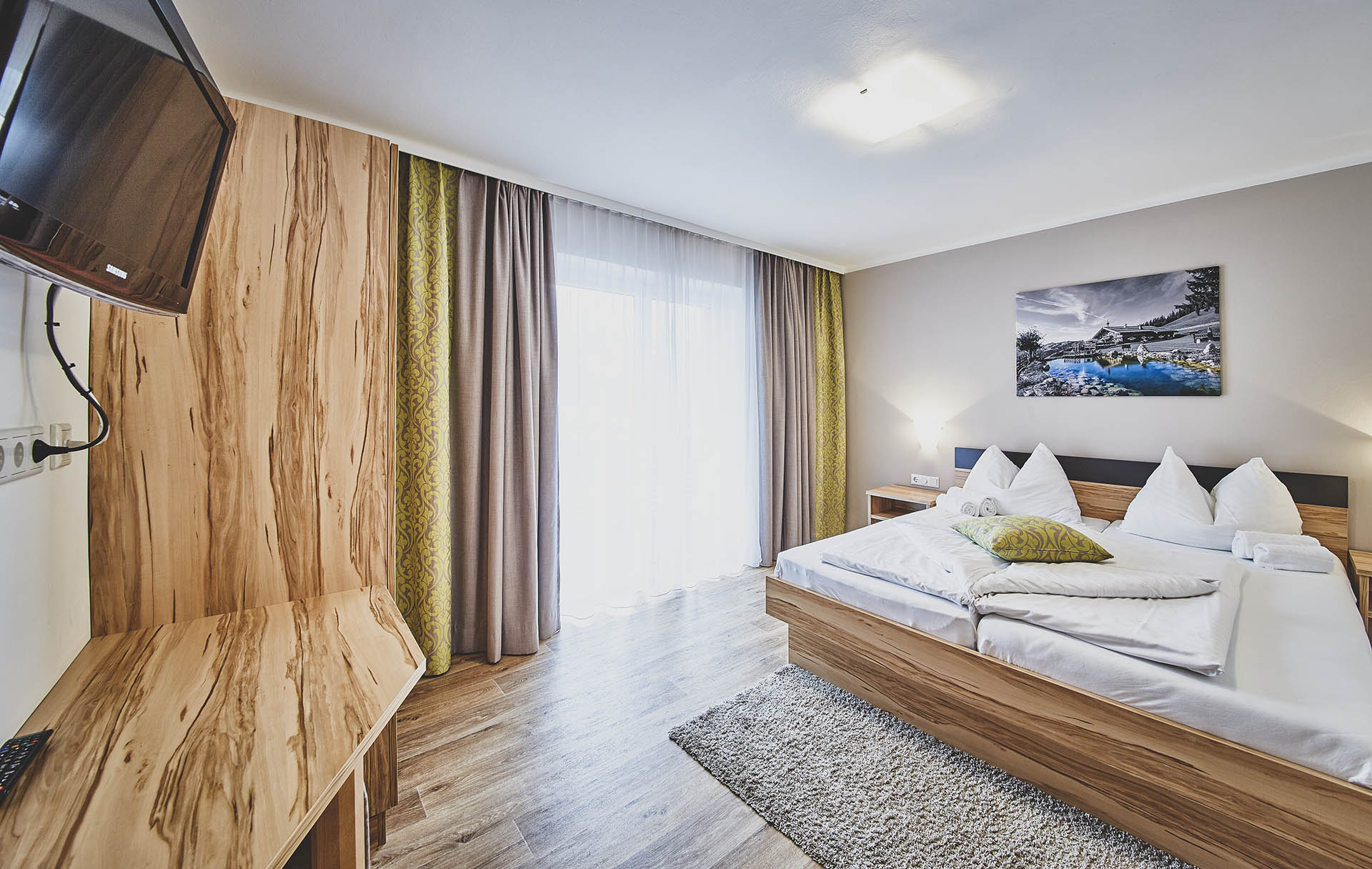 HolidayFlats24- charmante Appartements Hollin in Saalbach