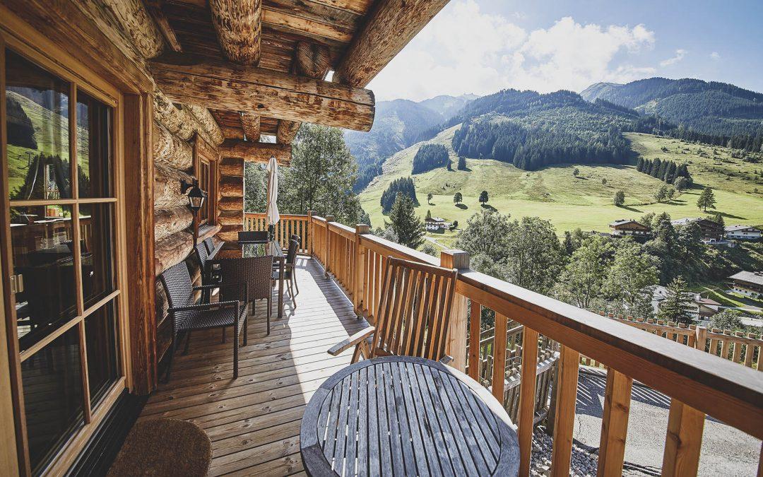 Sommerurlaub in Saalbach