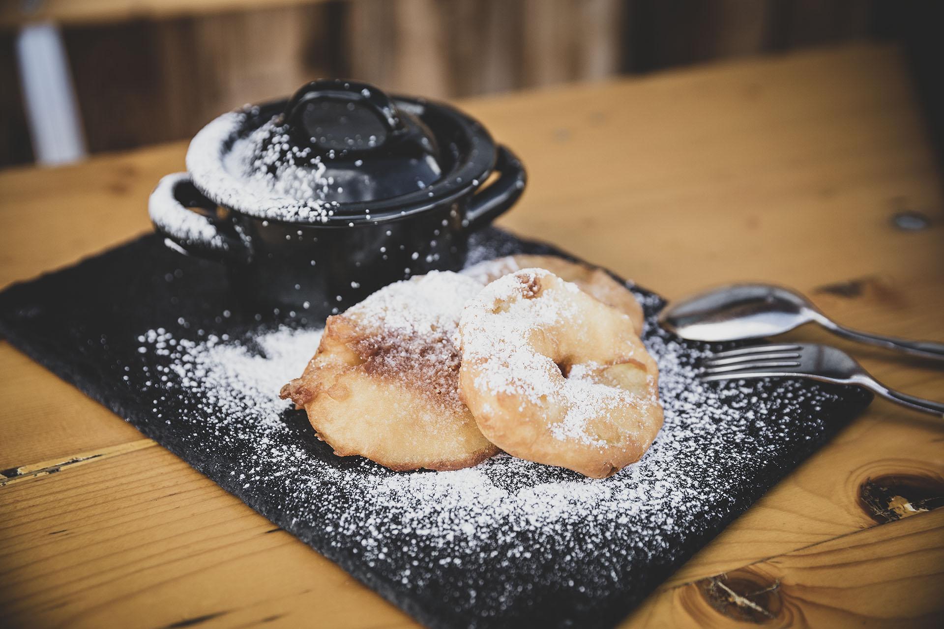 Kulinarik am Berg in Saalbach Hinterglemm genießen