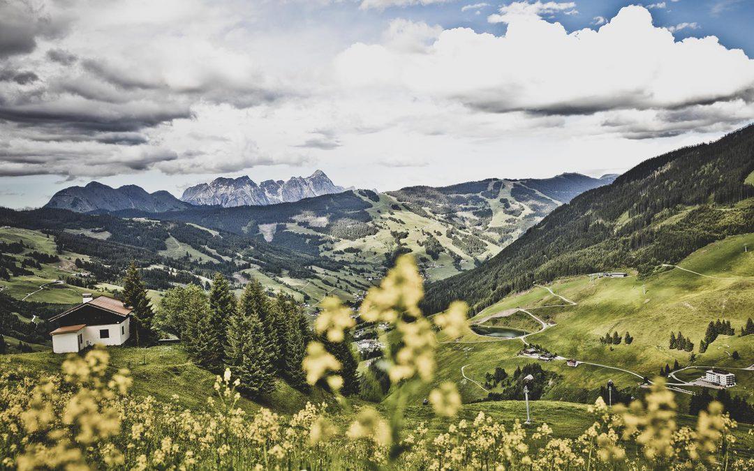 7 Gründe für einen Sommerurlaub in Saalbach