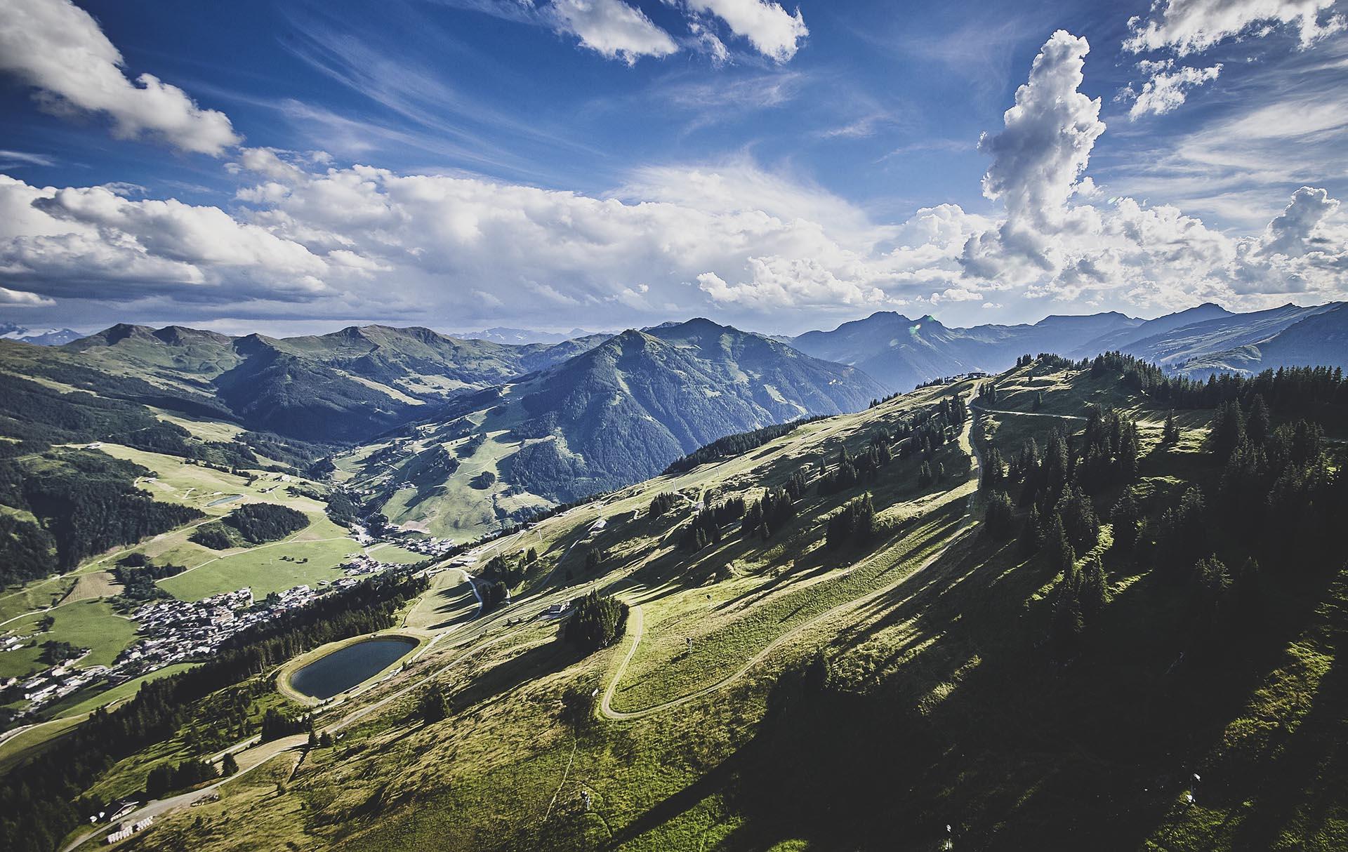 Urlaub in Viehhofen, HolidayFlats24