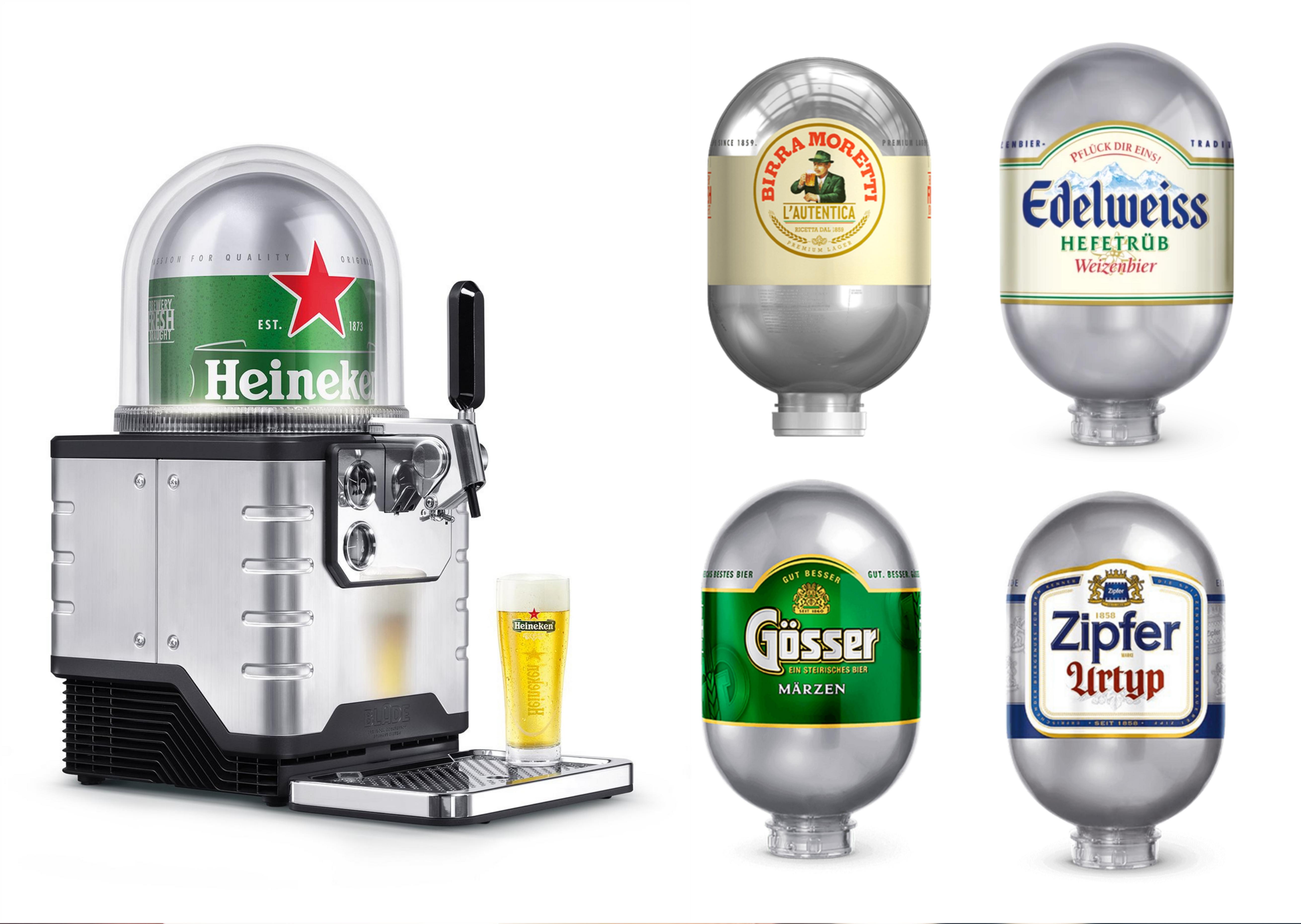 HolidayFlats24 in Saalbach Hinterglemm, Extras-Bier-Blades