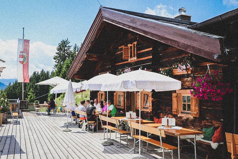 Reiteralm in Saalbach Hinterglemm