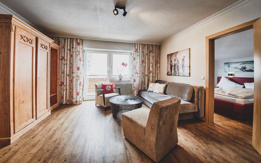 Relax Appartements Hüttl in Saalbach